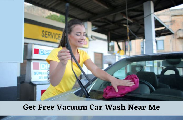 Get Free Car Wash With Free Vacuum in Your Nearest Location