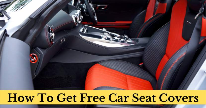 How To Get Free Cars Seat Covers | Apply Here To Get It Instantly