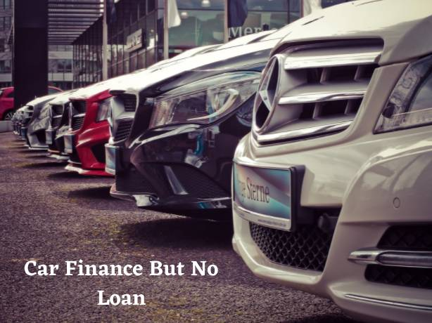 Why Can I Get a Car Finance But No Loan?