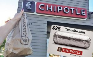 How To Activate Chipotle Gift Card and Check Balance Online